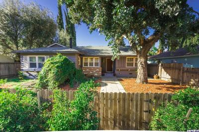 Studio City Single Family Home For Sale: 3613 Laurel Canyon Boulevard
