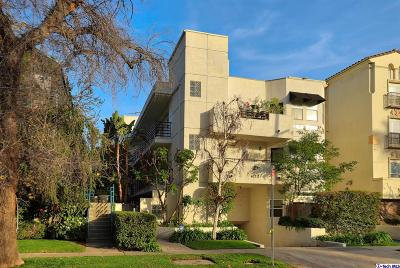 Studio City Condo/Townhouse Sold: 4212 Whitsett Avenue #102