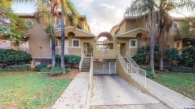 Los Feliz Condo/Townhouse For Sale: 4440 Finley Ave Avenue #104