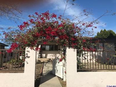 Granada Hills Single Family Home For Sale: 16917 West Chatsworth Street