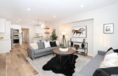 Pasadena Single Family Home For Sale: 1963 Casa Grande St