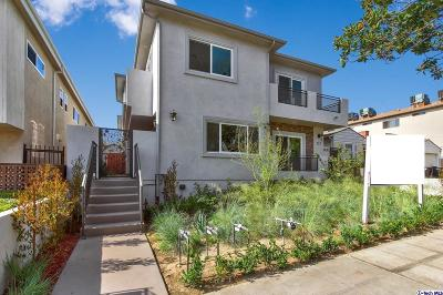 Burbank Condo/Townhouse For Sale: 523 East Cedar Avenue #103