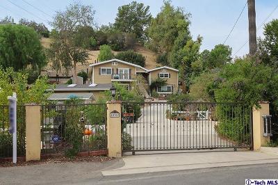 Shadow Hills Single Family Home Active Under Contract: 10307 Johanna Avenue
