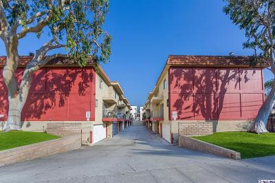 Burbank Condo/Townhouse Active Under Contract: 1910 Grismer Avenue #A