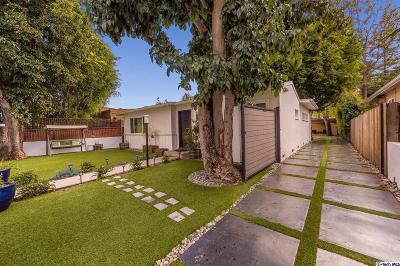Toluca Lake Single Family Home For Sale: 10752 Acama Street