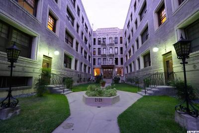Los Angeles Rental For Rent: 2121 James M Wood Boulevard #416