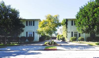 Pasadena Condo/Townhouse For Sale: 525 South Oakland Avenue #3-B