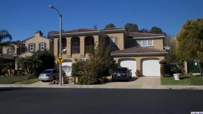 Simi Valley Single Family Home For Sale: 149 Laurel Ridge Drive