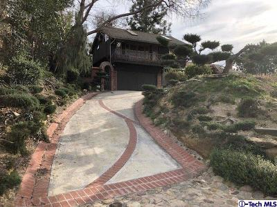Woodland Hills Single Family Home For Sale: 22822 Crespi Street