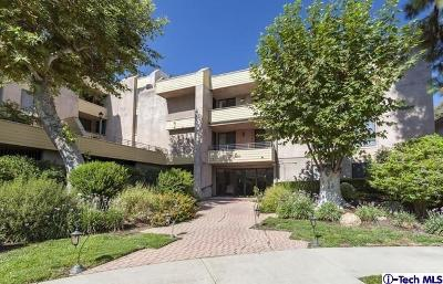 Granada Hills Condo/Townhouse For Sale: 16866 Kingsbury Street #104