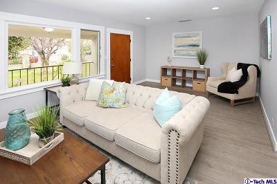 Pasadena Single Family Home For Sale: 1300 North Dominion Avenue
