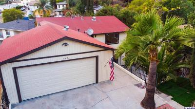 Los Angeles Single Family Home For Sale: 4924 Seldner Avenue