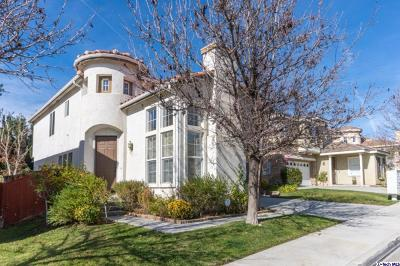 Saugus Single Family Home For Sale: 28523 Old Spanish Trail