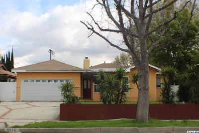 Winnetka Single Family Home For Sale: 6952 Lurline Avenue