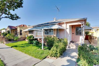 Los Angeles CA Single Family Home For Sale: $459,900