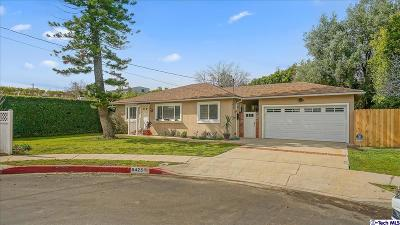 Valley Glen Single Family Home For Sale: 6425 Nagle Avenue