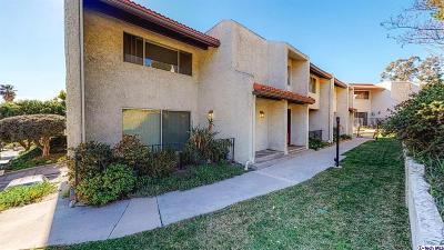 Sun Valley Condo/Townhouse Active Under Contract: 7780 Via Cassano