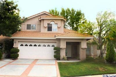 Saugus Single Family Home For Sale: 28802 Deodar Place