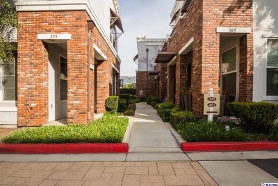 Glendale Condo/Townhouse Active Under Contract: 395 Arden Avenue #3