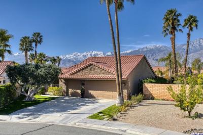 Cathedral City Single Family Home Active Under Contract: 67841 Jane Lane