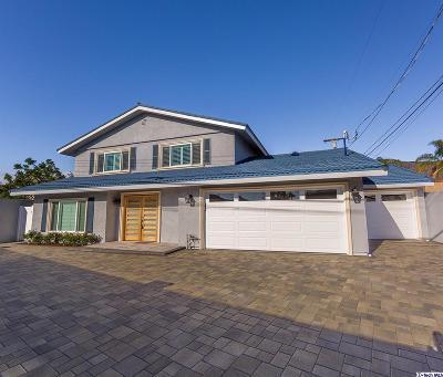 Glendale Single Family Home For Sale: 1108 Alma Street