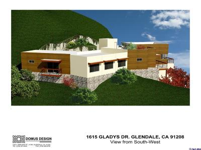 Glendale Residential Lots & Land For Sale: 1615 Gladys Drive