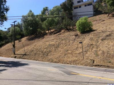Studio City Residential Lots & Land Active Under Contract: 3640 North Coldwater Canyon Avenue