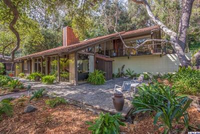 Pasadena Single Family Home For Sale: 1716 Putney Road