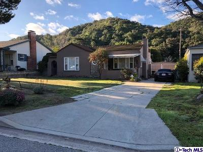Glendale Single Family Home Active Under Contract: 2308 Hollister Terrace