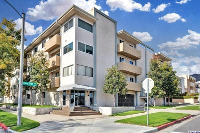 Burbank Condo/Townhouse For Sale: 601 East Orange Grove Avenue #104