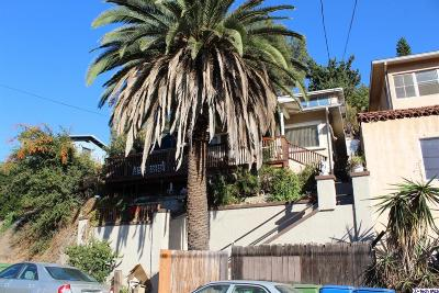 Highland Park Single Family Home Active Under Contract: 842 North Avenue 51