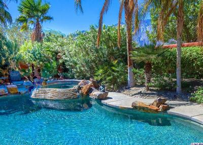 Palm Springs Single Family Home For Sale: 3390 East Circulo San Sorrento Road