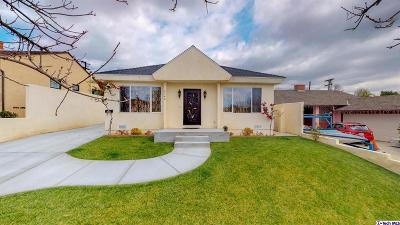 Burbank Single Family Home For Sale: 2742 North Brighton Street