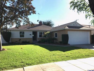 Alhambra Single Family Home For Sale: 3320 West Hellman Avenue
