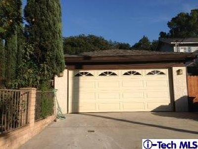 Tujunga Single Family Home For Sale: 10052 Breidt Avenue