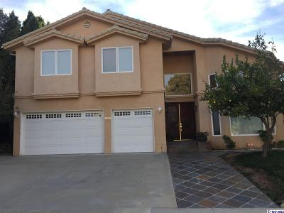 Northridge Single Family Home Active Under Contract: 19146 Merion Drive