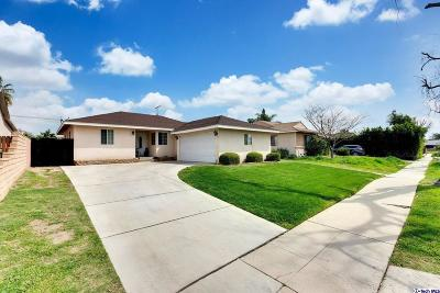 Single Family Home For Sale: 9256 Lev Avenue