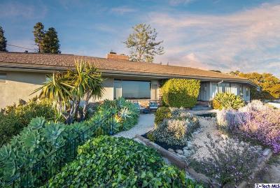 Ventura Single Family Home For Sale: 352 North Victoria Avenue