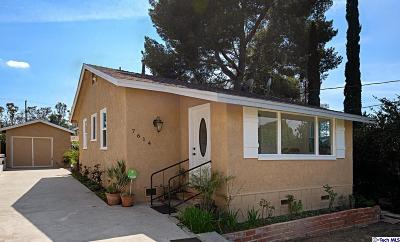Tujunga Single Family Home For Sale: 7614 Kyle