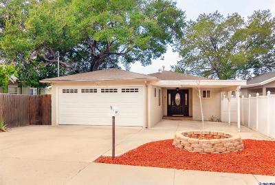 Sunland Single Family Home For Sale: 10609 Nassau Avenue