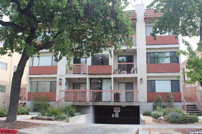 Glendale Condo/Townhouse Active Under Contract: 1134 Campbell Street #307