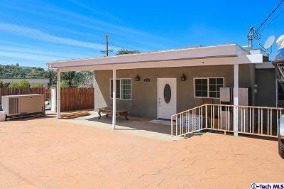 Tujunga Single Family Home For Sale: 10015 Silverton Avenue