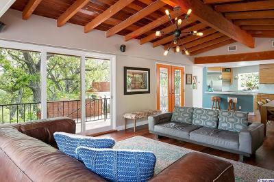 Glendale Single Family Home For Sale: 3151 Glencrest Drive