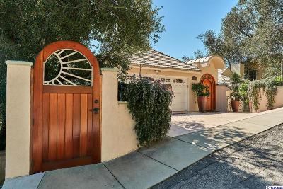Glendale Single Family Home For Sale: 2818 Kennington Drive