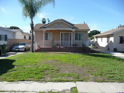Los Angeles County Single Family Home For Sale: 2700 West Avenue 31