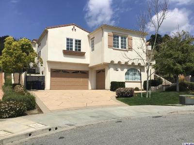 Westlake Village Single Family Home For Sale: 723 Coral Ridge Court