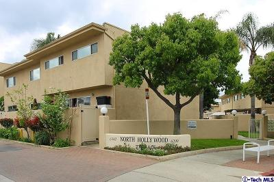 North Hollywood Condo/Townhouse For Sale: 6342 Morse Avenue #101