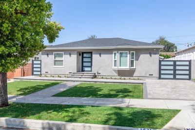 Glendale Single Family Home For Sale: 1231 Norton Avenue