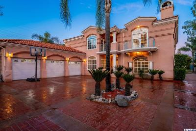 Glendale Single Family Home For Sale: 1600 Grandview Avenue