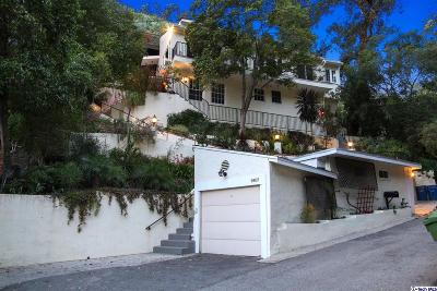 Beverly Hills Single Family Home For Sale: 9807 Portola Drive